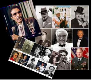 Celebrities Freemasons
